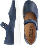Karolina blå ballerina